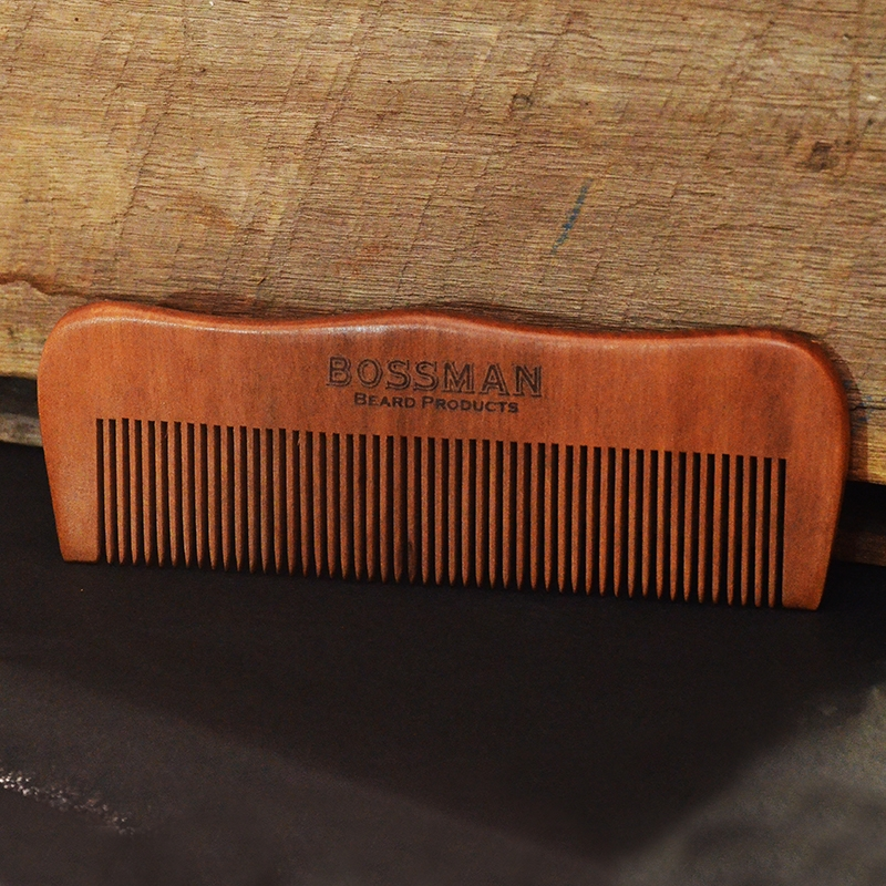 Beard Comb – Boss Man